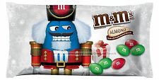 M&M's Bag Candy ALMOND Chocolate Candies HOLIDAY/CHRISTMAS 9.90 oz Exp. 8/16
