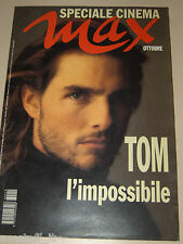 TOM CRUISE=JENNIFER DRIVER=THE OASIS=ALICIA SILVERSTONE=MAGAZINE MAX ITALY=1996