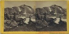 C.P.R.R Hart/Watkins series # 179 Old Man Mountain near Meadow Lake 1860's