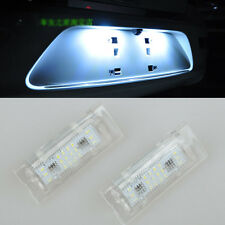 2x Error Free LED number License Plate Lights Lamp LFor Bmw E53 X5 pre LCI
