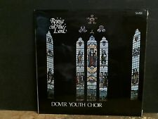 DOVER YOUTH CHOIR  Rejoice In The Lord  LP    Private     NEAR-MINT  !!