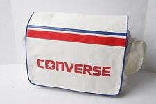 Converse Flap Messenger Sport Bag (White) Cons