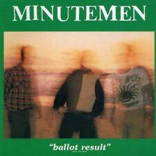 Minutemen - Ballot Results [New CD]