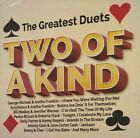 [NEW] 2CD: THE GREATEST DUETS - TWO OF A KIND: VARIOUS ARTISTS