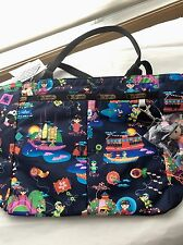 Disney LeSportsac IASW LE Hong Kong Exclusive  Small Everygirl Tote  VHTF~ NWT ~