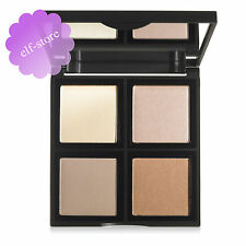 Elf Cosmetics Illuminating Palette Highlighter Pressed Powder E.L.F makeup