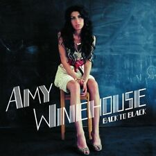 AMY WINEHOUSE - BACK TO BLACK - NEW / SEALED CD