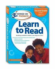 Learn to Read, Level 1 by Hooked on Phonics Staff (2009, Paperback)