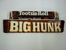 American Bars Mix 2-pack  Tootsie Roll & Big Hunk  Free UK Delivery
