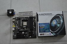 Mainboard ASRock FM2A88M Extreme4+ mit AMD A4-6300 Dual-Core 3,7 GHz CPU /Lüfter
