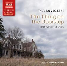 THE THING ON THE DOORSTEP AND OTHER STORIES NEW AUDIO BOOK