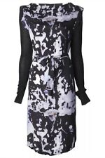 New VIVIENNE WESTWOOD Size: 2-4 (40 EU) Anglomania Mural Dress FREE SHIPPING