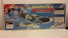Spitfire 40 ARF Kit RC Airplane By Great Planes - Legendary Warbird Series