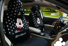 2016 women Cartoon Mickey Mouse car seat cover universal seat covers car-covers