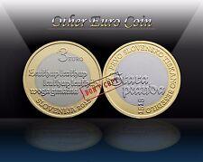 """SLOVENIA 3 EURO Commemorative coin 2015 """" STARA PRAVDA """" UNCIRCULATED"""