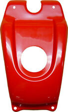 NEW HONDA TRX400EX TRX 400EX 99 - 07 FIGHTING RED PLASTIC GAS TANK COVER
