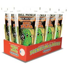Van Holten's Big Papa Pickles 12 ct. Pickle In A Pouch 9oz Each