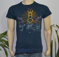RaRe *1980-81 THE WHO* vintage rock concert tour t-shirt (M) 70s 80s Keith Moon