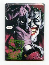 BATMAN / THE KILLING JOKE - MINI POSTER FRIDGE MAGNET (alan moore tpb hc joker)