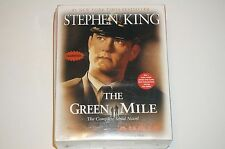 The Green Mile Audio Book On Cassette By Stephen King Read By Frank Miller