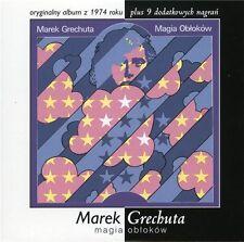 CD MAREK GRECHUTA Magia obłoków + nagrania dodatkowe