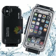 Meikon 40M 130ft Waterproof Diving Camera Housing Case For iPhone 6/6s plus 5.5