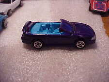 Hot Wheels Mint Loose 1996 Ford Mustang Convertible from General Mills 5 Pack