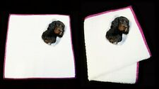 Gordon Setter Dog Multi Purpose Dribble Duster Towel Cloth by paws2print