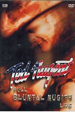 2 DVD Ted Nugent ‎– Full Bluntal Nugity Live