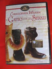 """FILM IN DVD :  """"IL GATTO CON GLI STIVALI"""" – Fantastico,  USA 1987"""