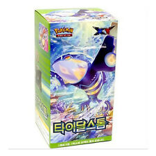 Pokemon Cards Game XY Booster Box Tidal Storm 30 Booster packs Korean Version