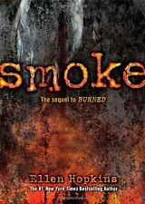 Smoke by Ellen Hopkins (Social & Family Issues) (Hardcover) BRAND NEW