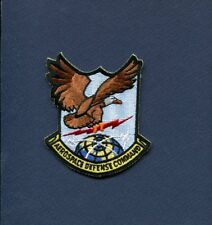 ADC AEROSPACE DEFENSE COMMAND USAF FIS Fighter Squadron Hat Jacket Patch