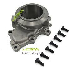 For Ford 7.3L GTP38 Turbo Charger High Flow Non-EBPV Exhaust PAD Outlet Flange