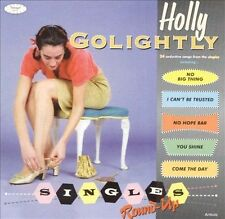 Singles Round Up; Holly Golightly 2001 CD, Garage Punk, Thee Headcoatees Damaged