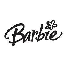 Barbie Car/Vehicle/Wall/Kitchen Vinyl Stickers Decal Graphics Kit