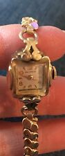 Vintage Ladies Art Deco BENRUS Watch - Running