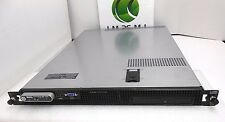 Dell PowerEdge SC1435 Server 2x AMD Opteron 3.0GHz  32GB RAM 2x 250GB HDD CD-ROM