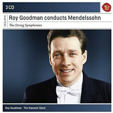 Roy Goodman Conducts Mendelssohn - Roy Mendelssohn / Go (2015, CD NEU)3 DISC SET
