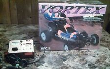 MRC VORTEX with a vintage MRC GOLD charger with built in stand on charger