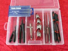 Box Set 5 Craft Model Tool Kit Train Track Cutting Snips & Model Making Repair