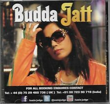 BUDDA JATT - SAZIA JUDGE - 8 BLOCKBUSTER TRACK - BRAND NEW BHANGRA CD