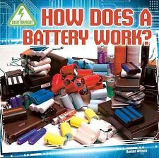 How Does a Battery Work? by Roman Wilson (Paperback / softback, 2013)