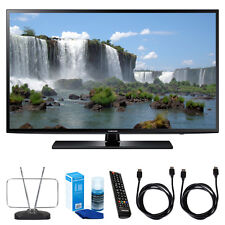 "Samsung 50"" Full HD 1080p Smart LED HDTV - UN50J6200 w/ TV Cut the Cord Bundle"
