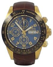 Invicta 10941 Mens Speedway Reserve Automatic 27 Jewels Swiss Chronograph Watch