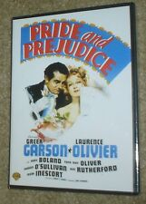 Pride and Prejudice (DVD, 2006), NEW & SEALED, REGION 1,FULL SCREEN,GREER GARSON