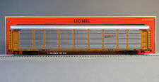 LIONEL SCALE BNSF 89' AUTO RACK CAR o gauge train carrier transport 6-82505 NEW
