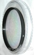 62mm UV Glass Safety Protection Lens Filter For Sony Alpha A700 A350 18-250mm