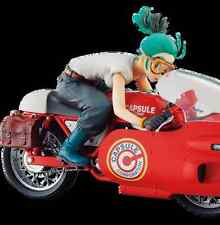 MegaHouse DESKTOP REAL McCOY Dragon Ball Z Bulma Red Motor PVC Figure