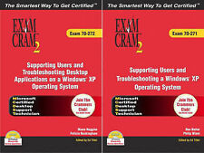 MCDST 70-271 and 70-272 Exam Cram 2 Bundle, Tittel, Ed, Wiest, Philip, Balter, D